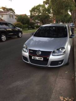 Golf Gti 08 - Leather - Low Kms - Long Rego