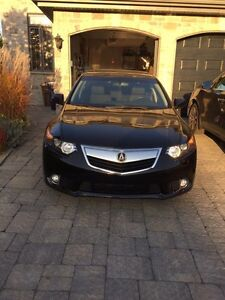 Acura TSX LOW KM 58 400  !!! WINTER AND SUMMER TIRES