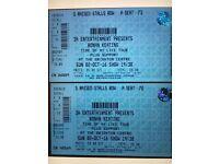 Ronan Keaton tour tickets, Brighton.
