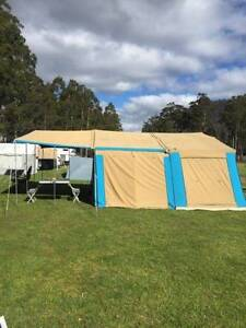 Camper Trailer - Off Road with Stainless Fold Out Kitchen - Huge Hobart CBD Hobart City Preview