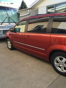 2008 DODGE GRAND CARAVAN SXT, EXCELLANT VAN
