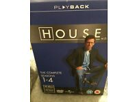 For Sale: 'House' Series 1-4