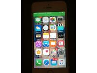 iPhone 5s gold 16GB RELISTED
