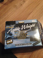 20 lb Adjiustable Ankle Weights