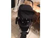 Maxi Cosi Mura pushchair car seat travel system