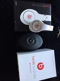 Dr Dre Beats Monstor Headphones Mint condition.
