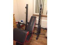 Weider pro 330 weight bench