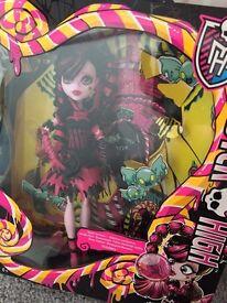 Monsters high Draculaura doll