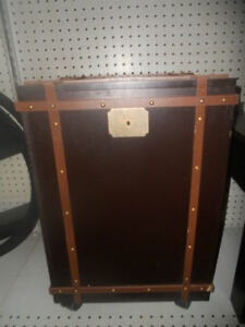 Trunk Side  Table, New