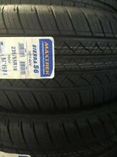 235/55R18 Brand New! Mobile Tyre Service, We Come To You! Brisbane City Brisbane North West Preview