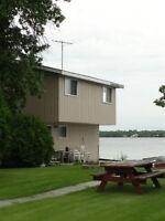 Gull Lake Boathouse Rental