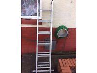 Ladders Alloy Light weight 3 Rungs
