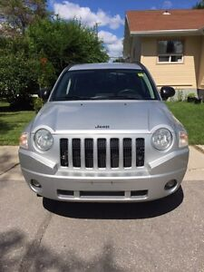 2007 jeep compass *4x4*NEW SAFETY