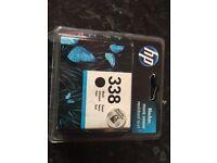 HP 338 BLACK INK CARTRIDGE SEALED