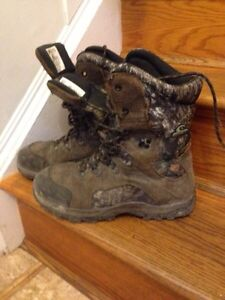 Mossy Oak thinsulate boots