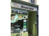 Massage Therapist required to join us at Mermaid Island Brighton