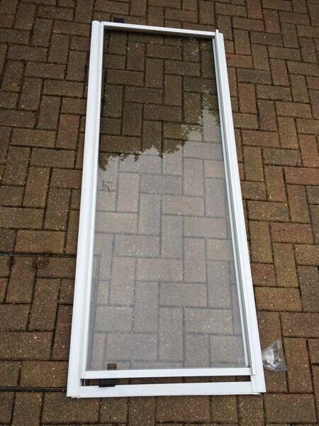 Shower glass door/screen