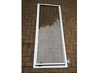 Shower glass door/screen