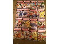 51 Nintendo magazines 1998-2002 N64 GBX NGC retro