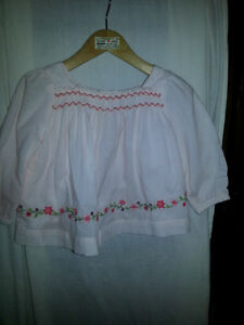 Baby Gap Blush Spring/Summer Cotton Top 12-18 months Excl.Cond.