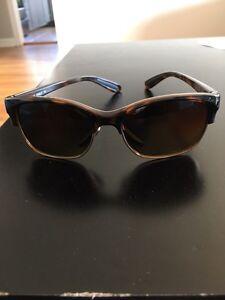 Women's polarized Oakley sunglasses
