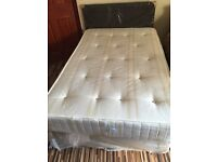 Small double bed excellent condition