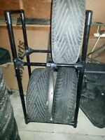 Tire Shelves by Certified