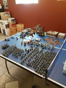 Warhammer 40k Orks Large force