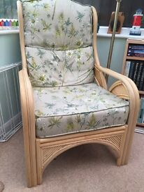 Conservatory armchair