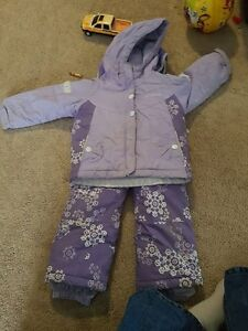 4t Columbia Snowsuit