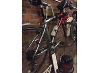Giant road bike / hybrid bike mint condition
