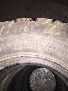 Quad Tires for Sale Strathcona County Edmonton Area image 2