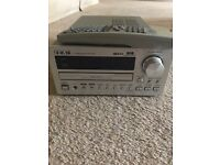 Teac cd receiver CR H250 and dab radio