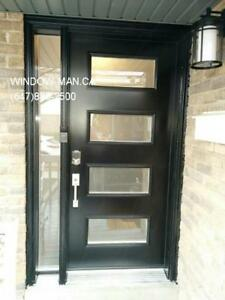 Modern Door Shaker Contemporary Stylish  Save on Heat and Air