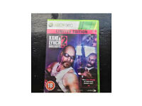Kane and lynch Dog Days 2 Limited Edition Xbox 360