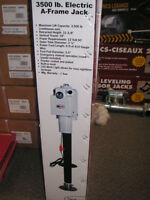 Stablize Your Investment @ Lori's Trailer Sales  Power jacks