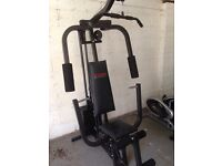 Gym set up beginner lookkkk!!!