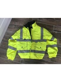 Hi-vis Scotchlite Jacket
