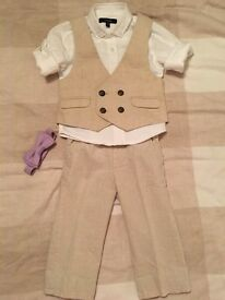 Page boy/ christening/ wedding suit