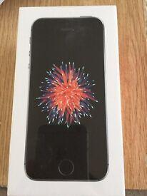 I phone SE brand new in sealed box 64g