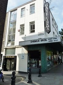 ( Notting Hill Gate - W11 ) Co-working - Office Space to Rent