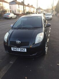 Very reliable auto yaris cheapest in london