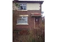 2 bedroom house to let £560