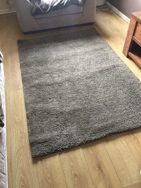 IKEA Adum Rug in Brown