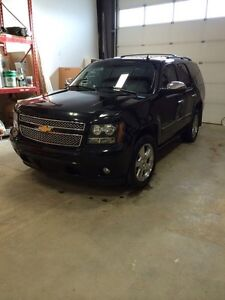 Chevy Tahoe 2012