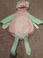"Carter's ""Owl"" Halloween Costume - size 18 mos"