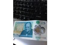 £5 AK