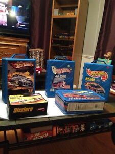 Hot wheels and Matchbox dinkie cars