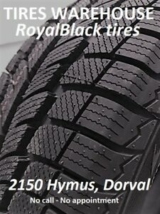 NEW winter TIRES 205/55/16-299$ txin4tires **2150 Hymus, Dorval*