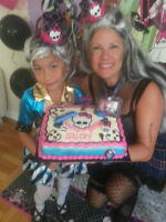 Monster High Parties from Party Pals